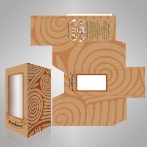 ออกแบบกล่องบรรจุภัณฑ์